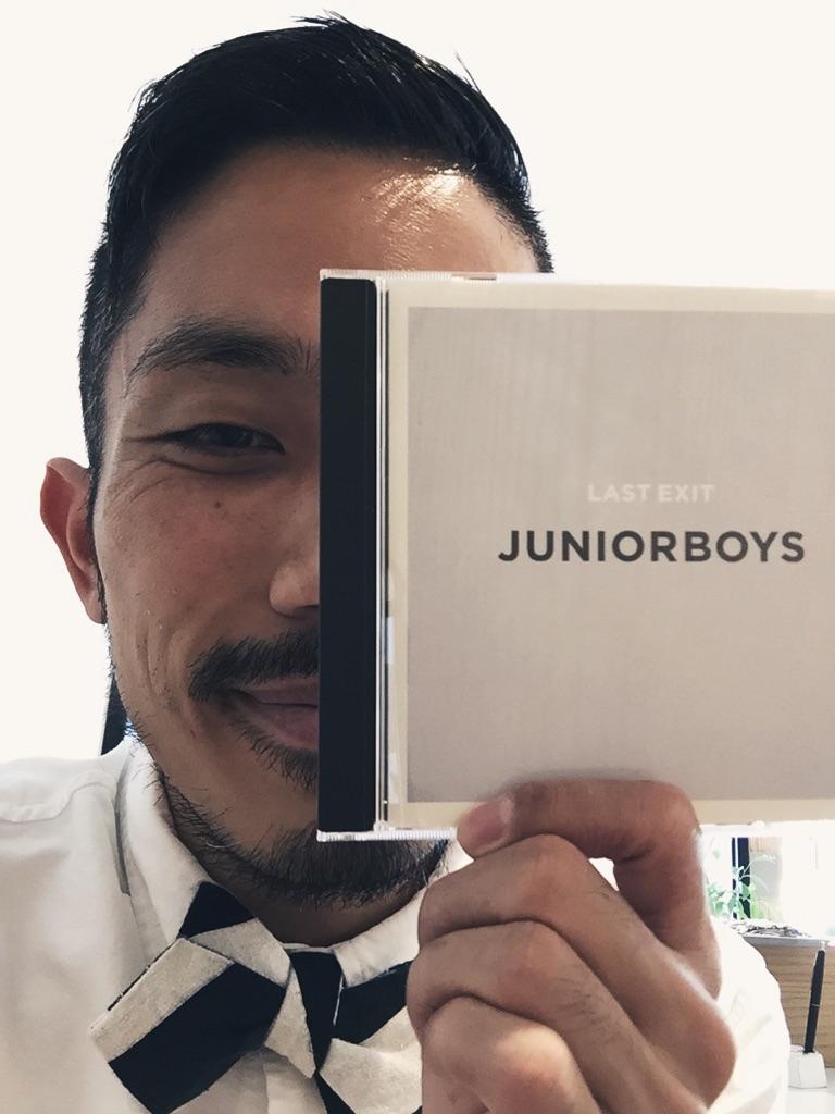 お知らせ&テントセン的音楽「JUNIOR BOYS」