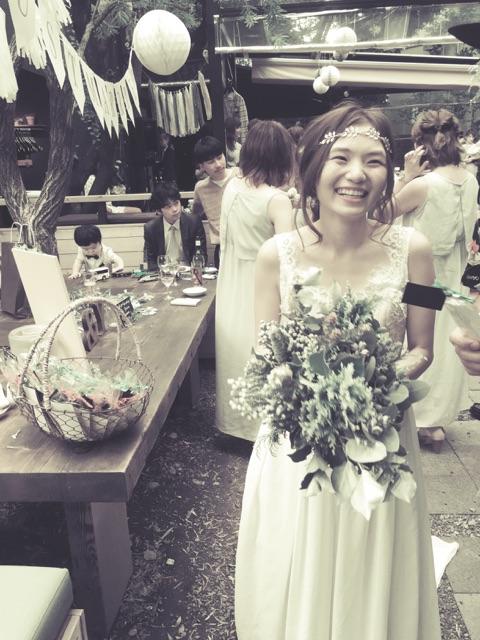 HAPPY WEDDING♥♥♥
