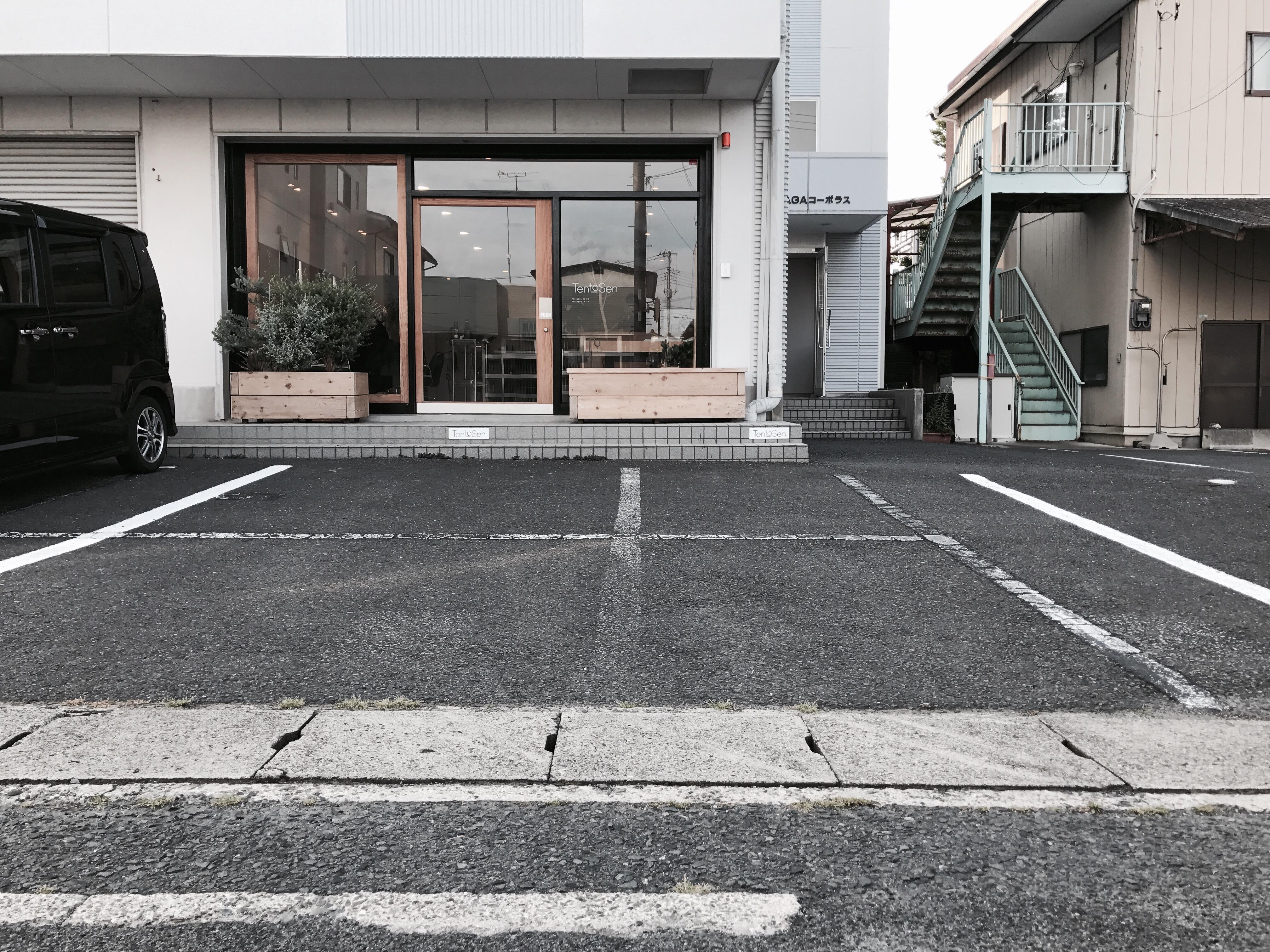 駐車場のご案内