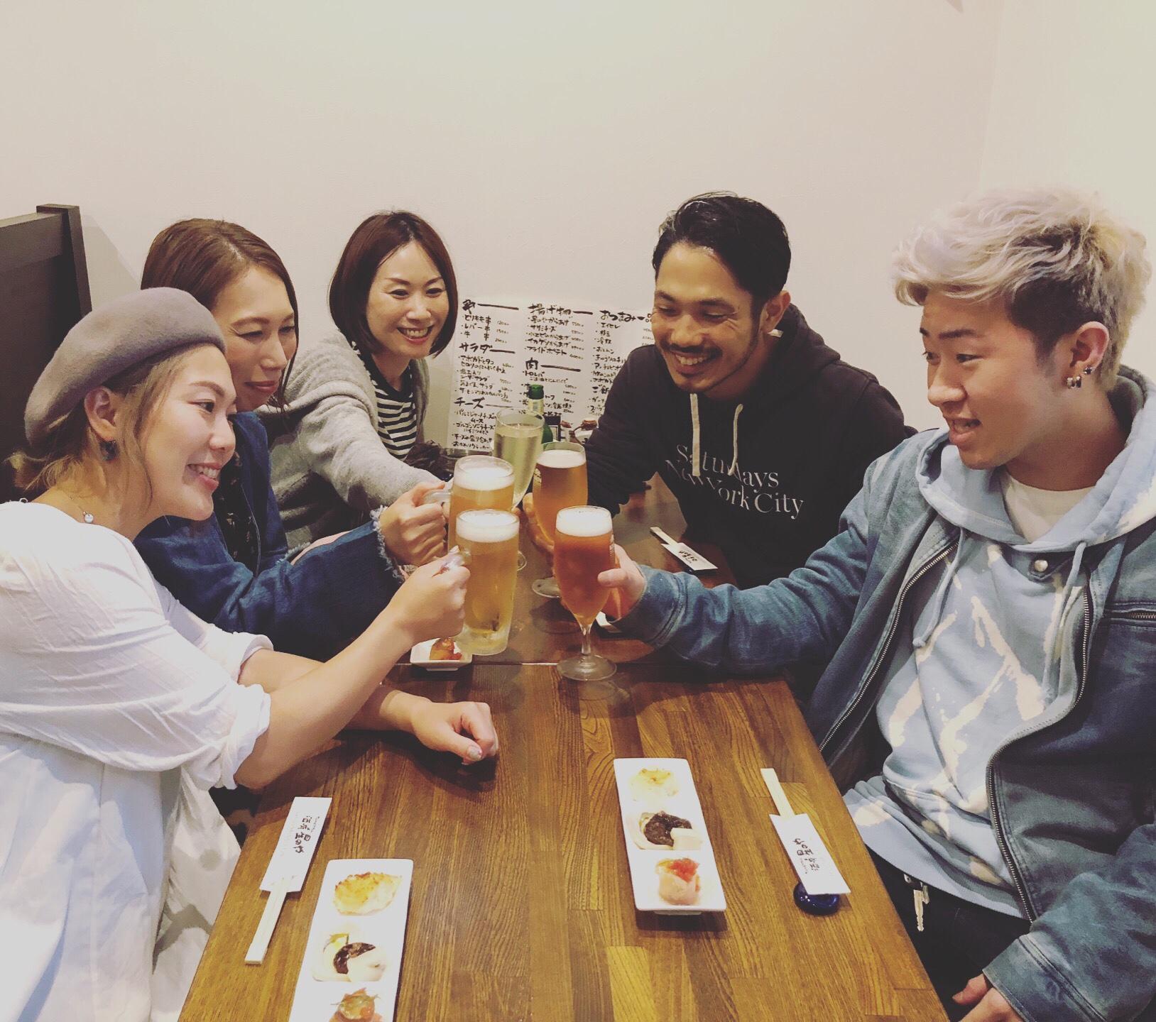 ついに、TAKUMA初ブログ!!!